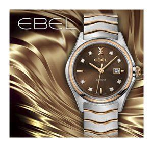 Ebel horloge 1216265
