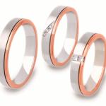 Eclat trouwringen Trossèl juwelier Alphen aan den rijn